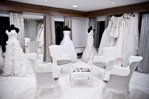 Concept boutique pour le mariage par des cr ateurs for Magasins de robe de mariage de barrington