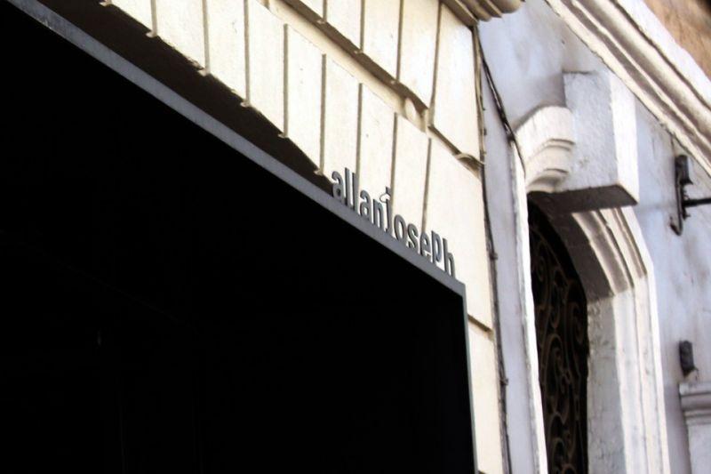 Boutique ALLAN JOSEPH mode à Marseille centre-ville ...