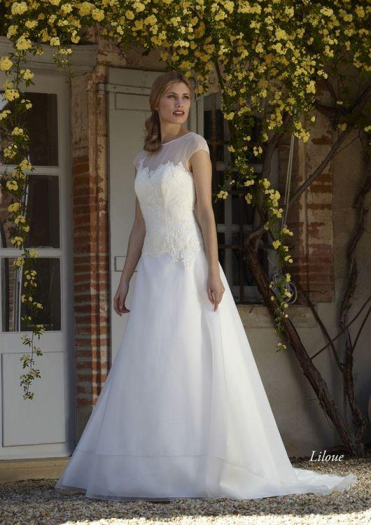 Prix robe de mariage la mode des robes de france for Katie peut prix de robe de mariage