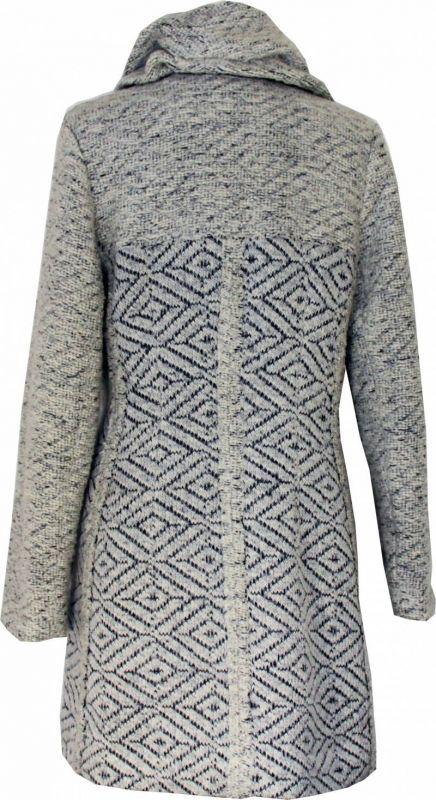 bon ajustement f7287 2b212 Manteau tendance Jacquard pour femme - Guide boutiques de ...