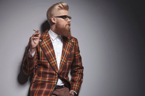 Look hipster homme automne hiver